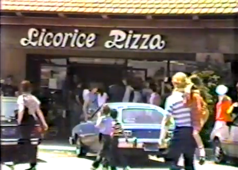 Licorice Pizza Upland